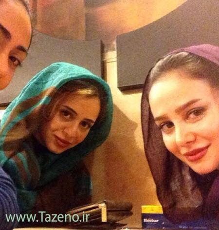 الناز حبیبی,جدیدترین عکس های الناز حبیبی,اینستاگرام الناز حبیبی