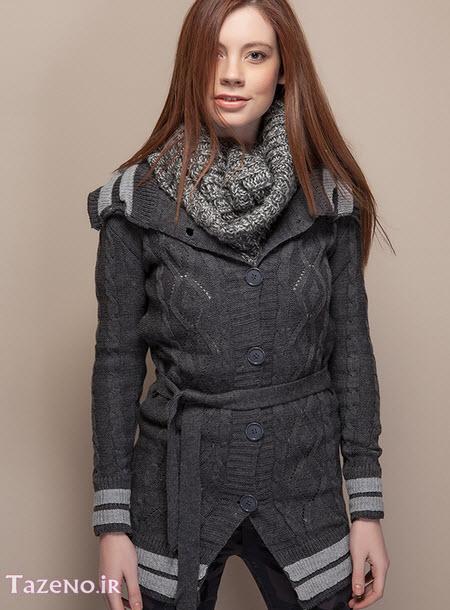 مدل لباس بافتنی , لباس بافتنی جدید , لباس بافتنی دخترانه