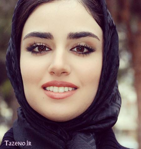 عکس خوشگل هانیه غلامی