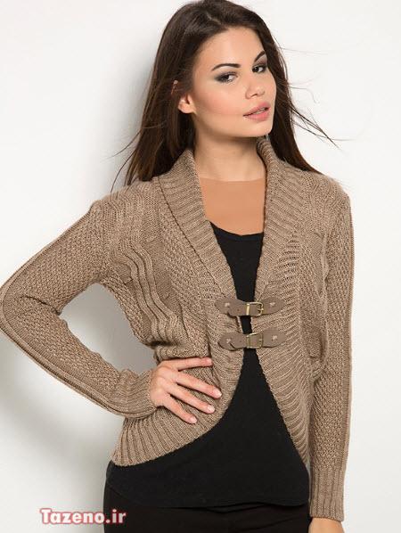 لباس بافتنی,سویشرت بافتنی , مدل ژاکت بافتنی 2015