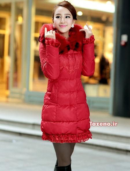 مدل پالتو , مدل کاپشن 2015 , کاپشن دخترانه , پالتو کره ایی