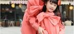 مدل پالتو بچه گانه دخترانه کره ایی ۲۰۱۵ طرح جدید