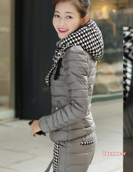 مدل پالتو , مدل کاپشن 2015 , پالتو دخترانه , پالتو کره ایی