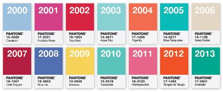 رنگ سال,رنگ سال 2015