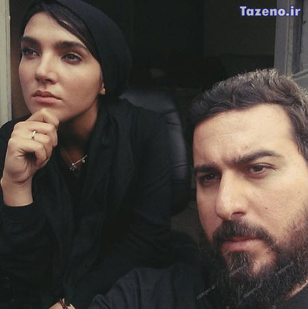 عکس سریال پرده نشین , عکس سارا رسول زاده,سریال پرده نشین