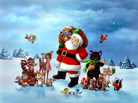 کارت پستال کریسمس 2015 , کریسمس 2015