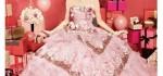 مدل های جدید لباس نامزدی پرنسسی و لباس عقدی ۲۰۱۷