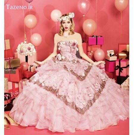 لباس نامزدی , مدل لباس نامزدی پرنسسی , لباس نامزدی جدید , لباس نامزدی 2016