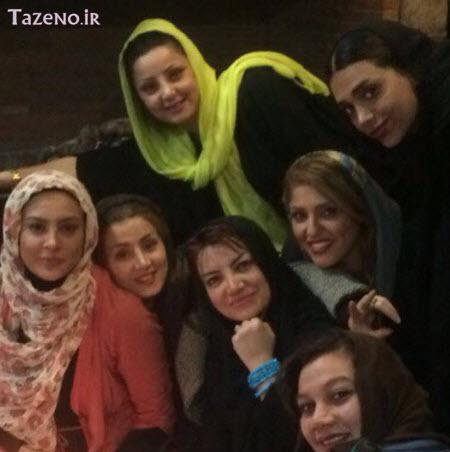 حدیثه تهرانی,حدیثه تهرانی 93,عکس حدیثه تهرانی