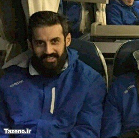 سعید معروف,عکس جدید سعید معروف ,اینستاگرام سعید معروف