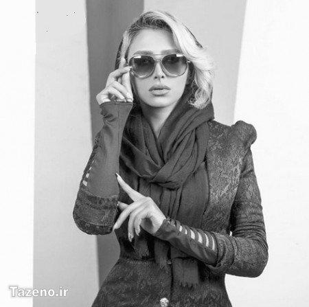 الهام عرب,جوابیه الهام عرب,عکس الهام عرب در هیئت
