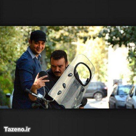 سریال پشت بام تهران,بازیگران سریال پشت بام تهران,داستان سریال پشت بام تهران