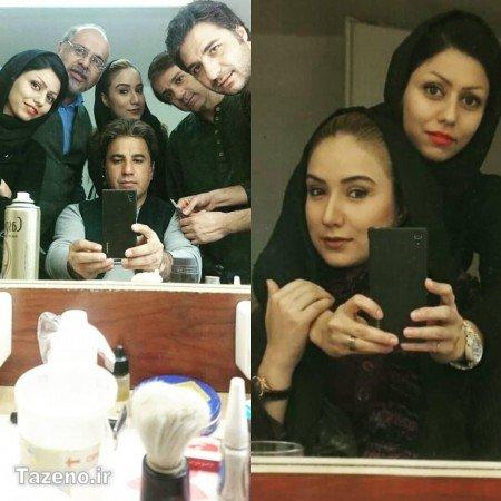 سریال اسمشو نیار , عکس بازیگران سریال اسمشو نیار,پشت صحنه سریال اسمشو نیار