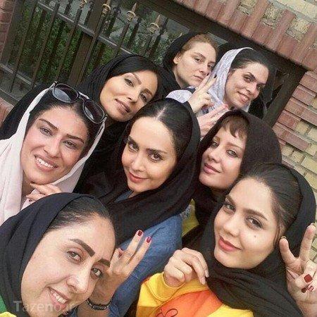 فوتبال هنرمندان,فوتسال هنرمندان,فوتسال بازیگران زن ایرانی,فوتبال بازیگران زن ایرانی ,عکس دیده نشده