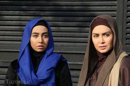 مریم خدارحمی,عکس مریم خدارحمی,اینستاگرام مریم خدارحمی,بازیگر نقش نازنین سریال دور دست ها
