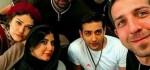 عکسهای دیده نشده بازیگران سریال پریا شبکه سه