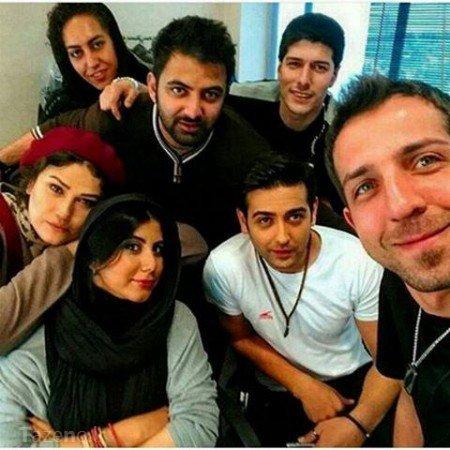 سریال پریا,بازیگران سریال پریا ,عکس های پشت صحنه سریال پریا,عکس های دیده نشده سریال پریا