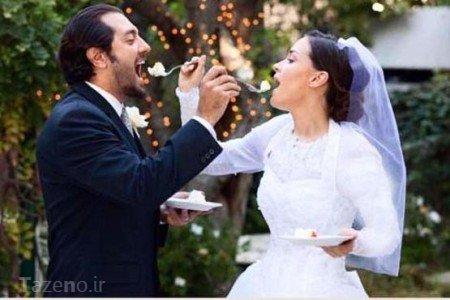 عکس عروسی بهرام رادان,عکس های لو رفته عروسی بهرام رادان,عکس های دیده نشده عروسی بهرام رادان,ماجرای عروسی بهرام رادان در کالیفرنیا